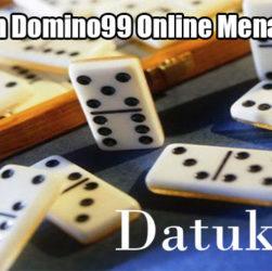 Cara Main Domino99 Online Menang Terus